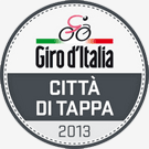 Giro d'Italia 2013 logo