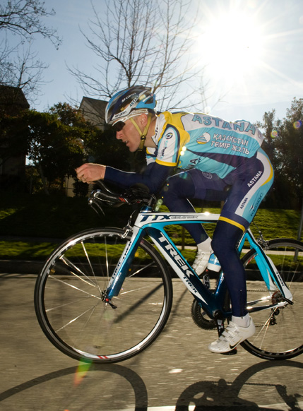 Astana Training Camp, 2009