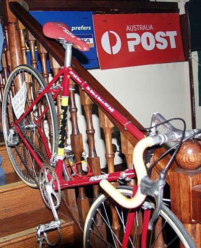 Stephen Roche used this bike during his dominant 1979 ride.