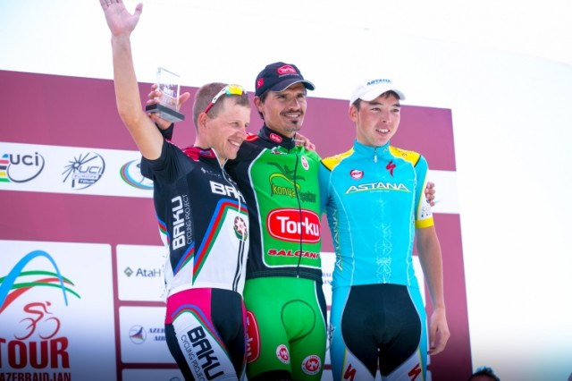 All photos from official Tour de Azerbaijan website