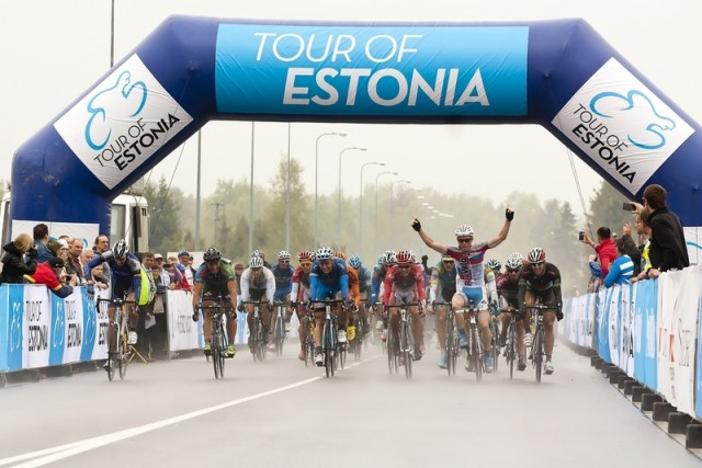 All photos from official Tour of Estonia website