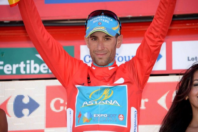 Photo from Astana Pro Team Facebook page. Photo by Bettini