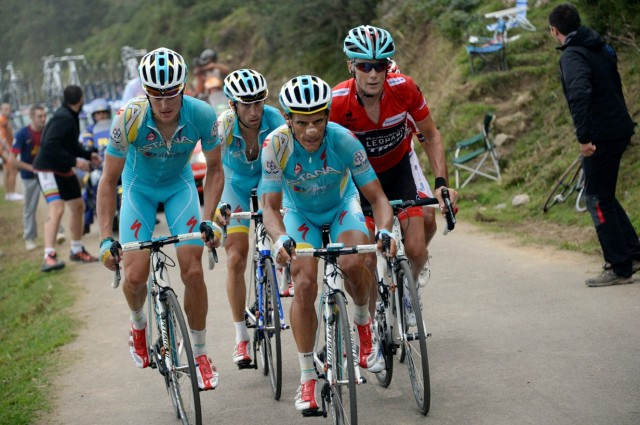 Photo Bettini from Astana Pro Team's official site