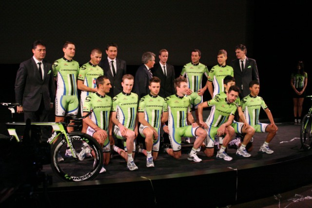 Cannondale-team
