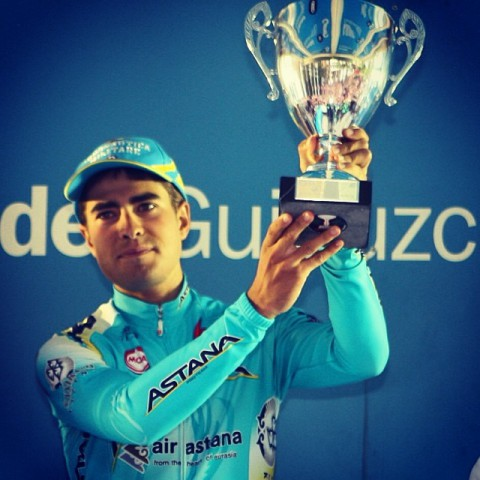 Photo from Astana Pro Team Twitter