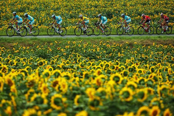 Astana Pro Team ©ASO/Presse Sports