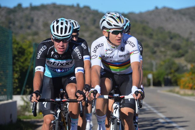 Cycling: Team Etixx - Quick-Step 2015