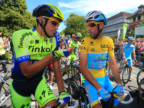 Photo: Astana Pro Team
