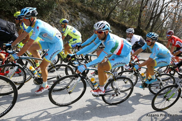 foto Luca Bettini/BettiniPhoto©2015 for Astana Pro Team