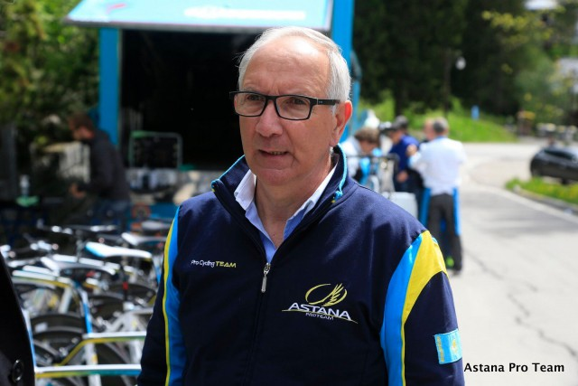 Photo by BettiniPhoto for Pro Team Astana