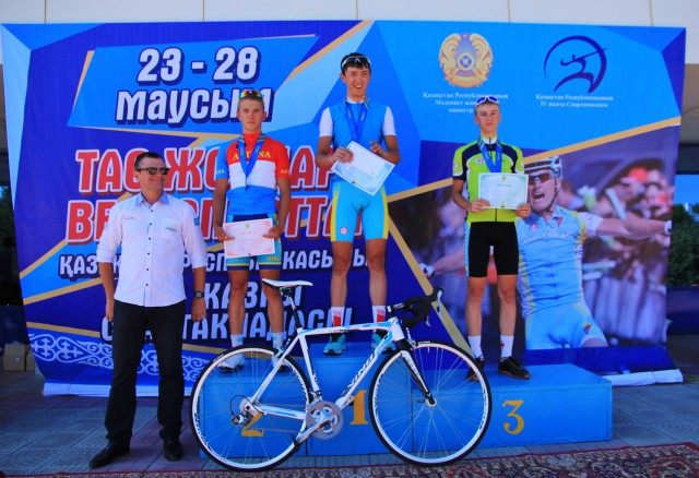 Junior Kazakhstan Champs