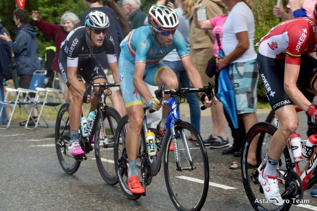 Photo Bettini for Astana Pro Team