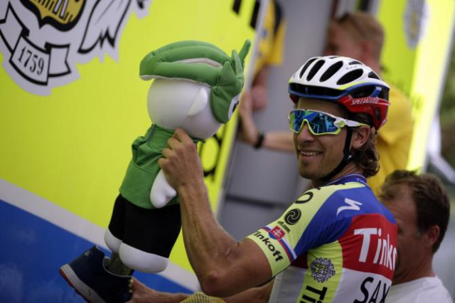 Peter Sagan (Tinkov Saxo) (Getty Images Sport)