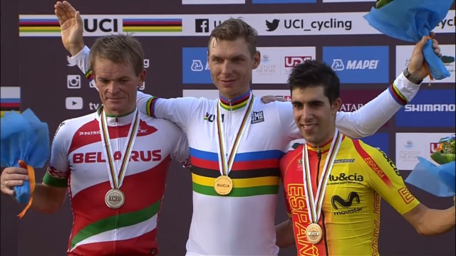 Tony Martin Individual Time Trial 2016