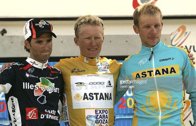 Vuelta 2006. Photo: Getty Images