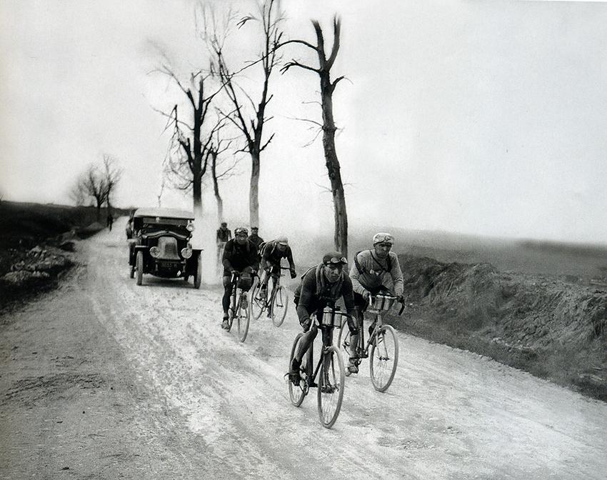 Гонка Париж-Рубэ 1922 года.