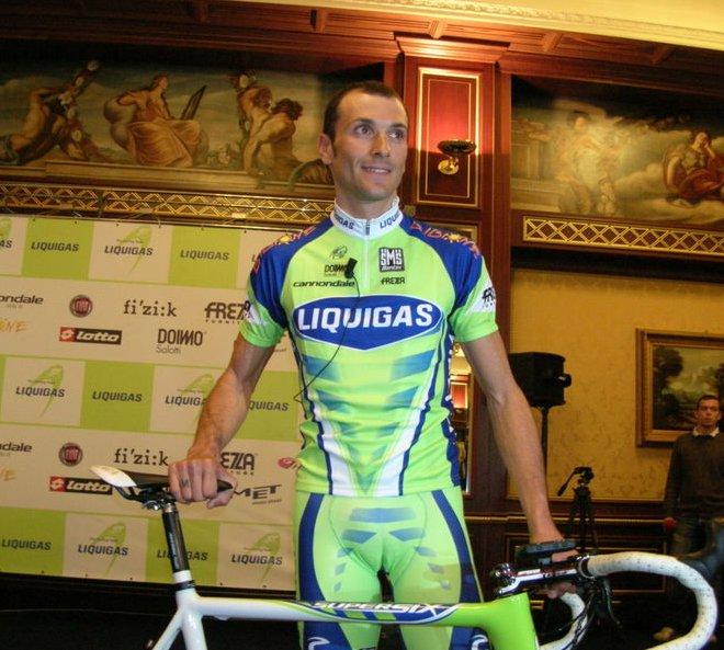 Ради подписания Бассо Ликвигаз пожертвовал, возможно, участием в Туре-2009