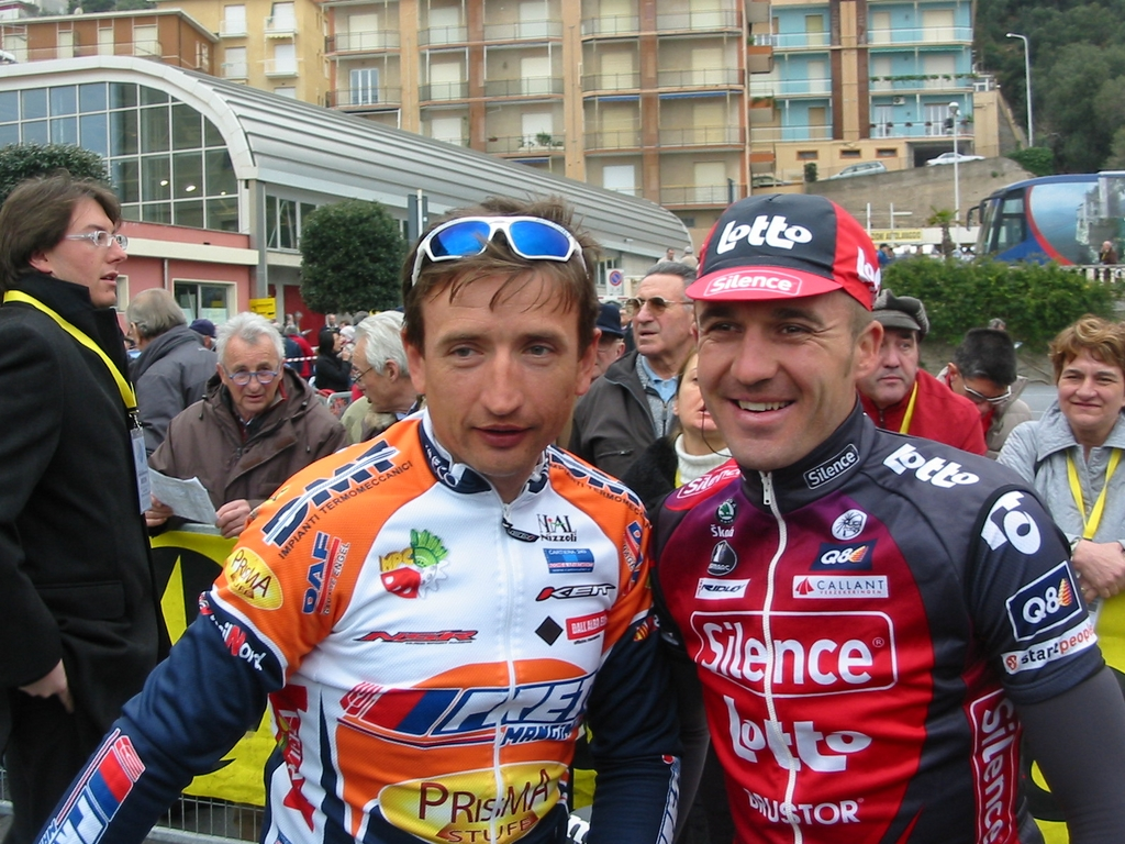 Ярослав Попович и Сергей Гончар
