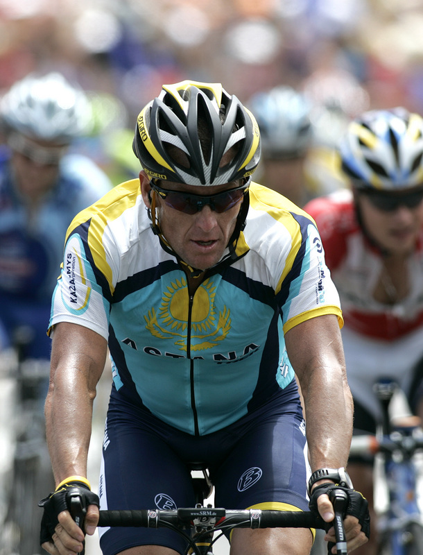 CYCLING-AUS-ARMSTRONG