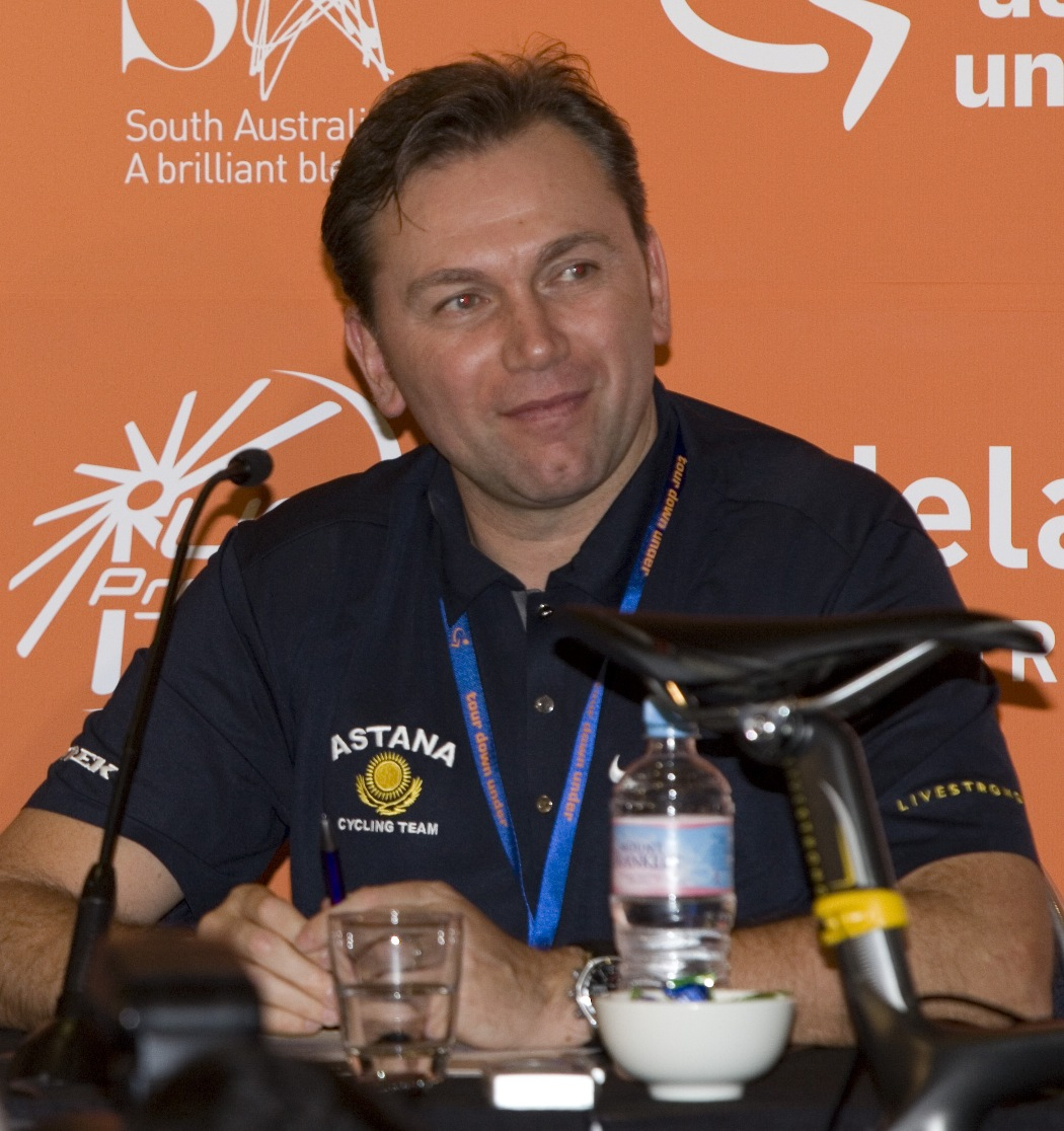 bruyneel-in-new-astana-nike-shirt
