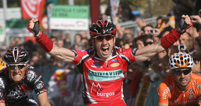 CYCLING-SPAIN-CASTILLA LEON