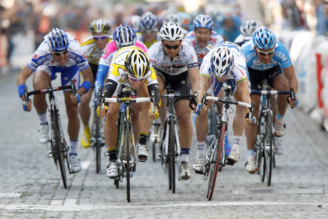 CYCLING-BEL-DE PANNE