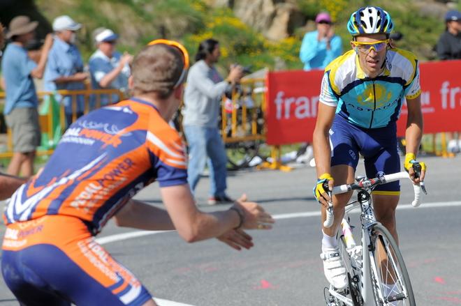 CYCLING-FRA-TDF-2009-ANDORRA-CONTADOR