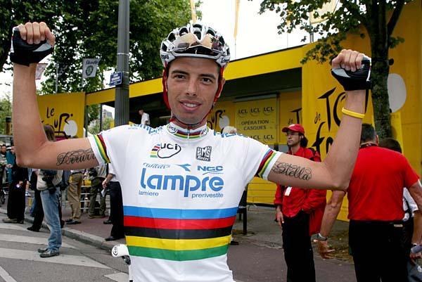 Alessandro Ballan (Lampre-NGC)