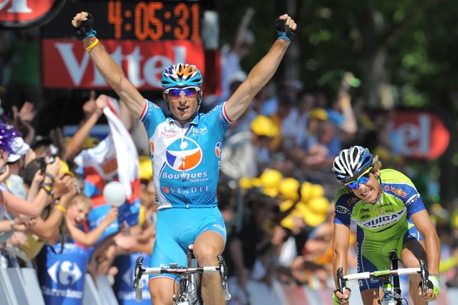 CYCLING-FRA-TDF-2009-LINE-FEDRIGO