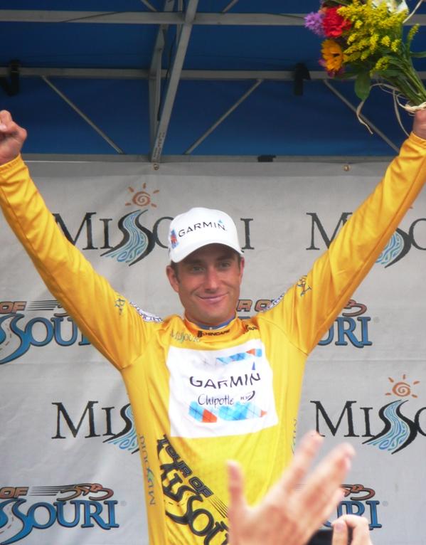 Тур Миссури - это хорошо, теперь бы жёлтое во Франции надеть