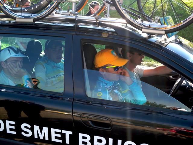 Самое великое событие 2009 года для Казахстанского велоспорта - возвращение А.Винокурова!