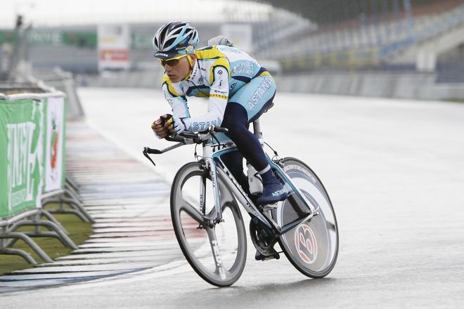 CYCLING-VUELTA-BEL-ESP-NED