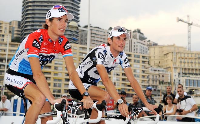 CYCLING-FRA-TDF-2009-PRESENTATION-SCHLECK
