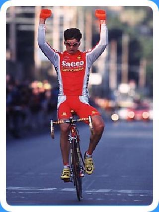 Победа на Trofeo Laigueglia