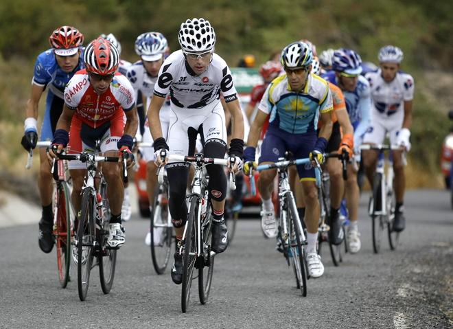 CYCLING-ESP-VUELTA-DEIGNAN