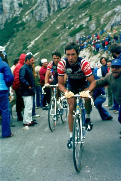 Giuseppe Martinelli Giro d'Italia