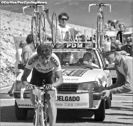 Pedro Delgado.1987