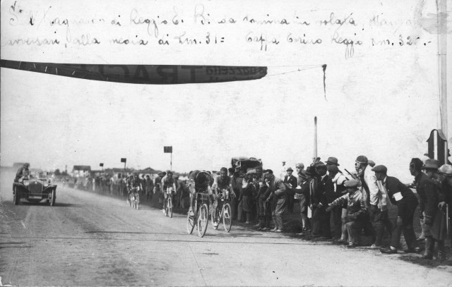 1927_Binda vince seconda tappa