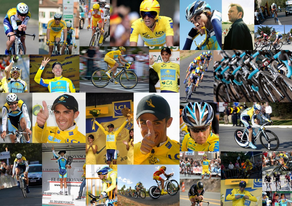 Astana Team 2009: 31 Victories
