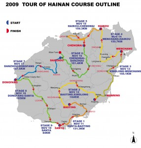 2009 Tour of Hainan