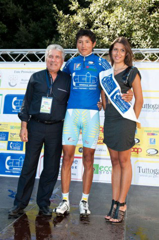 1 Tappa, Photo from Giro Internazionale della Lunigiana official site