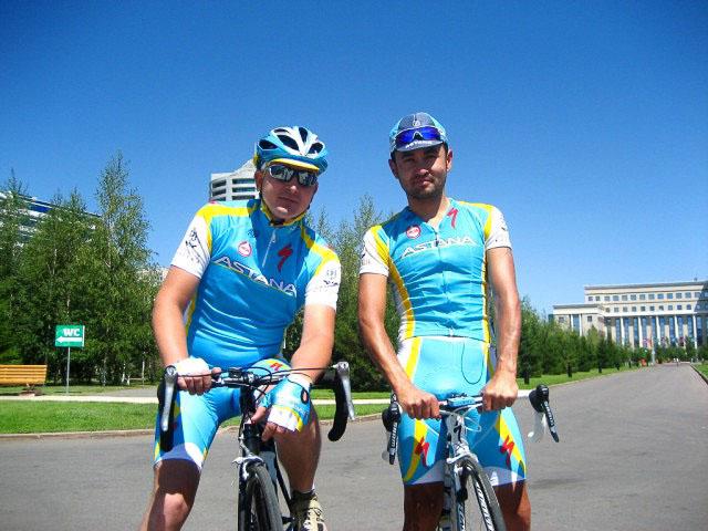 Дмитрий и Асан