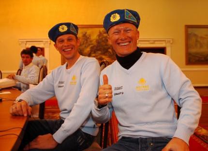 счастливые дни для Кашечкина и Винокурова