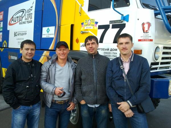 и другие казахстанцы приезжали на презентацию книги Вадима
