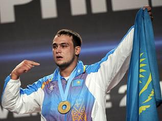 Илья Ильин, олимпийский чемпион, трёхкратный чемпион мира!Человек, который из железа делает золото!