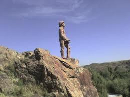 Памятник шахтерам