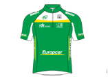 Europcar Most Competitive Rider Jersey