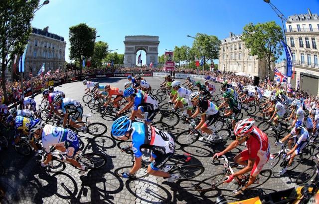 Tour de France  2012 stage - 20
