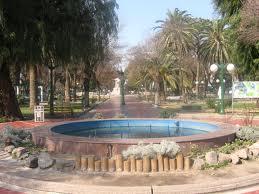 Площадь в Сан Луисе