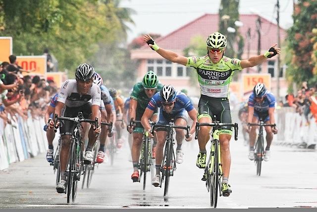 В 2012 г  Андреа Гуардини (Farnese Vini-Selle Italia) выиграл 6 из 10 этапов. В этом году он выступает за Астану. но борьба будет нелегкой.